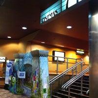 Photo taken at AMC Cinema by El'nara K. on 4/28/2013