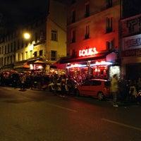 Photo taken at Aux Folies by Iwona C. on 6/22/2013