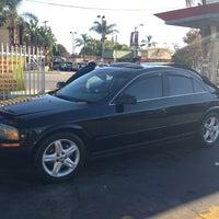 Photo taken at Los Feliz Hand Car Wash by Luis H. on 10/19/2013