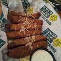 Photo taken at Quaker Steak & Lube® by Em J. on 5/4/2013