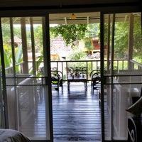 Photo taken at Rim Pai Cottage by Jasper v. on 7/26/2014