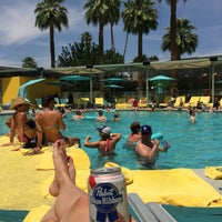 Photo taken at Hotel Valley Ho Pool by Suzanne D. on 5/14/2016