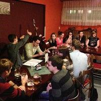 Photo taken at Restaurace Petřín by Petr K. on 12/18/2012