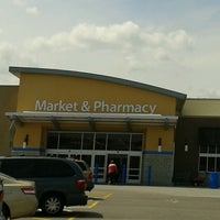 Photo taken at Walmart Supercenter by Jenn C. on 4/8/2013