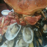 Photo taken at Fishy Fishy by Queency on 6/19/2015