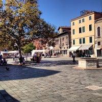 Photo taken at Campo Santa Margherita by Gabrio T. on 9/7/2013
