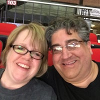 Photo taken at John D Millett Hall by Dallas M. on 2/4/2016