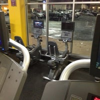 Photo taken at Planet Fitness by Brook G. on 10/8/2013