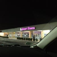 Photo taken at Planet Fitness by Brook G. on 11/16/2013