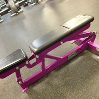 Photo taken at Planet Fitness by Brook G. on 10/17/2013