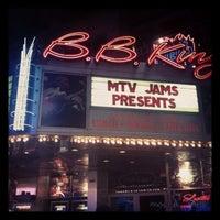 Photo taken at B.B. King Blues Club & Grill by Charmil D. on 4/30/2013