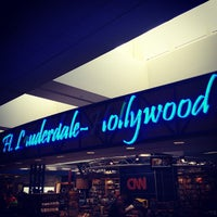 Photo taken at Fort Lauderdale-Hollywood International Airport (FLL) by Logan M. on 5/31/2013