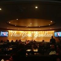 Photo taken at Hard Rock Cafe Yankee Stadium by Kira R. on 7/14/2013