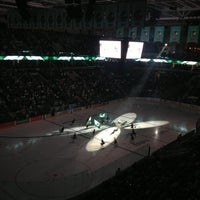 Photo taken at Ralph Engelstad Arena by brook s. on 10/27/2012