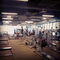 Photo taken at Jurong West ActiveSg Gym by Helmy S. on 3/16/2014