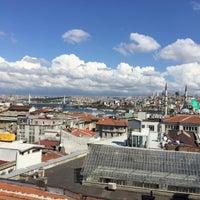 Photo taken at Havuzlu Han by Fatih M. on 9/2/2016