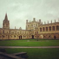 Photo taken at Christ Church by A H. on 11/10/2012