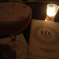 Photo taken at Experimental Cocktail Club by Heather S. on 4/10/2013