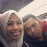 Photo taken at AirAsia 5368 (AK 5368) by Aki L. on 6/29/2012