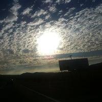 Photo taken at Camino a Casablanca by Juan Pablo G. on 1/4/2013