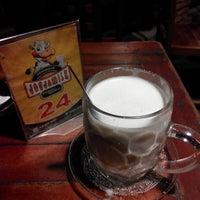 Photo taken at Jogja Milk by Asli S. on 4/8/2014