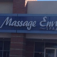 Photo taken at Massage Envy - Chandler by Doug M. on 3/6/2013