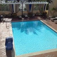 Photo taken at Hampton Inn & Suites St Petersburg Downtown by Karl K. on 8/14/2013