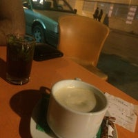 Photo taken at Cafe Le Baron by Ayoub K. on 10/13/2014