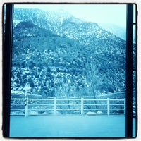 Photo taken at The Lounge @ Mt. Charleston by Tru 8. on 2/2/2014