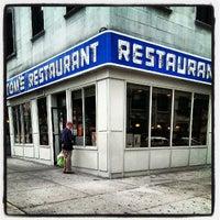 Photo taken at Tom's Restaurant by Marijcke V. on 6/8/2013