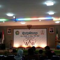 Photo taken at Ruang Nazir Alwi FKG USU by Petra G. on 11/30/2013
