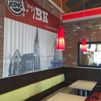 Photo taken at Burger King by America D. on 8/20/2016