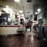 Photo taken at Magnolia Bakery by Matt L. on 12/15/2012