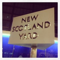 Photo taken at New Scotland Yard by Andrew L. on 10/23/2013