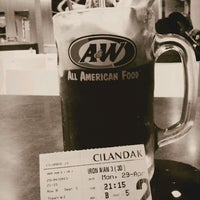 Photo taken at A&W by Andika W. on 4/29/2013