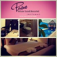 Photo taken at White Sand Resortel by Mustaffa M. on 5/10/2014