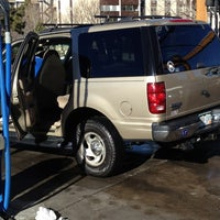 Photo taken at Riverboat Car Wash by Douglas M. on 1/6/2013