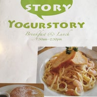Photo taken at YogurStory by Marvin F. on 11/29/2016