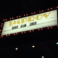 Photo taken at Improv Comedy Club by Ben T. on 8/11/2013