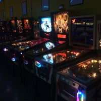 Photo taken at Timeline Arcade by Michael P. on 4/12/2014