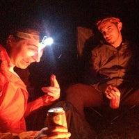 Photo taken at Malouf's Mountain Sunset Campground by Ben R. on 5/25/2014