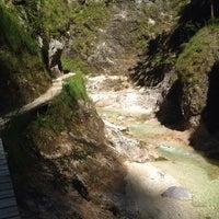 Photo taken at Best Western Plus Berghotel Rehlegg by Ulli on 8/22/2014