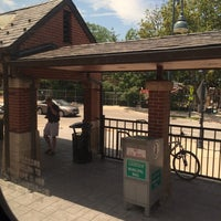 Photo taken at Metra - Glenview by curt on 7/11/2014