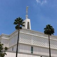 Photo taken at Templo Mormon by Kike Skipper B. on 6/11/2013