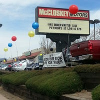 Mccloskey truck town auto dealership in colorado springs for Mccloskey motors truck town