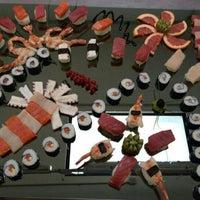 Photo taken at Ginza Sushi by Gianluca F. on 4/21/2013