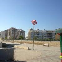 Photo taken at İzban Mavişehir İstasyonu by Atilla . on 8/24/2013