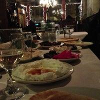 Photo taken at Tripoli Restaurant by John T. on 1/20/2013