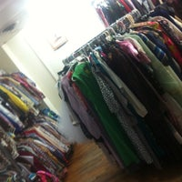 Photo taken at No Relation Vintage by Maria K. on 4/19/2013