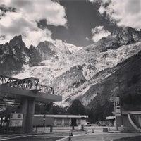 Das Foto wurde bei Traforo Monte Bianco [T1] - Piazzale Sud von Clelia B. am 9/1/2016 aufgenommen